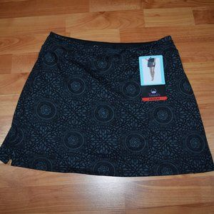 New TRANQUILITY By COLORADO CLOTHING Sz M SKORT